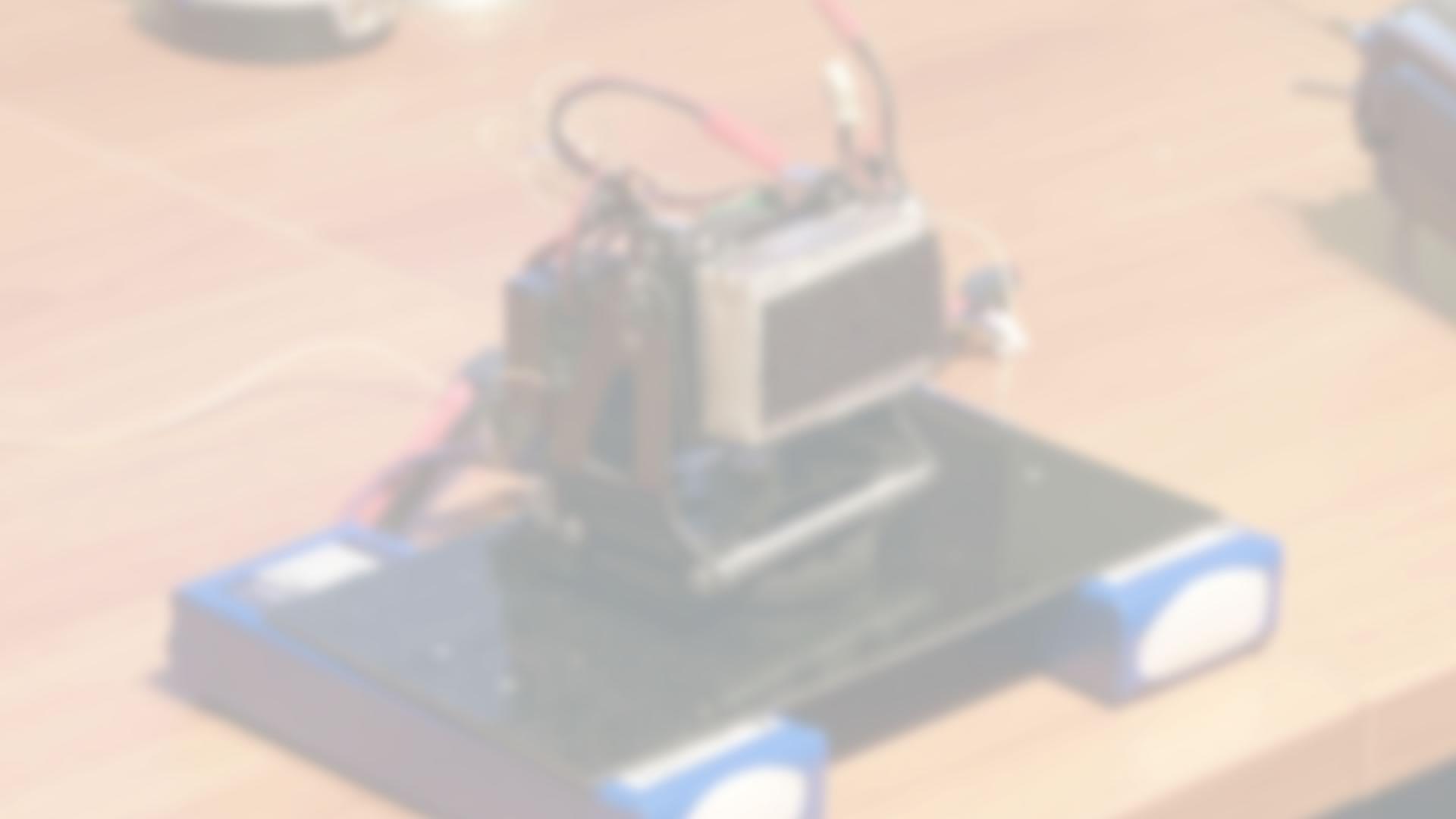 FPV Pan Tilt GoPro Size