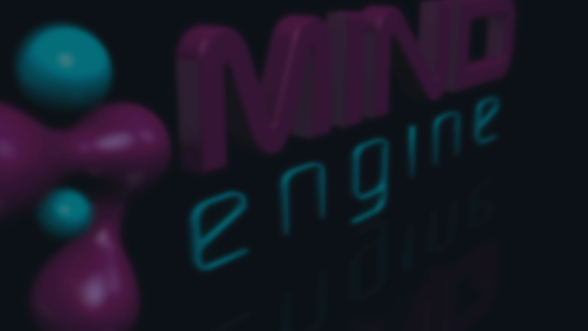 Mind Engine – 3D Logo Intro Sequence (2009)